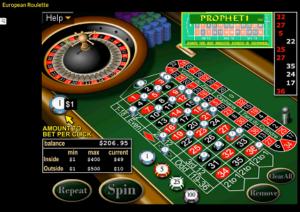 Lee más sobre el artículo Prophet Roulette Ruleta Random Rng (The best roulette advisor / El mejor advisor de ruleta) Vídeo 2 de 18 tiradas