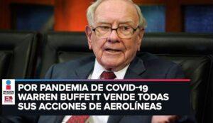 Warren Buffett «traiciona su filosofía de inversión» y se deshace de parte de las joyas de la corona…. ¿Porque?
