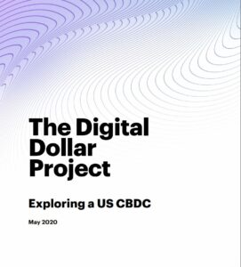 «Digital Dollar Project» liderando la U.S. CENTRAL BANK DIGITAL CURRENCY CBDC