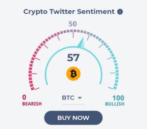 ¿Como acceder al crypto twitter market sentiment de criptomonedas sin ser inversor institucional?