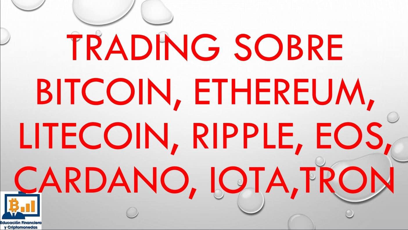 ¡¡¡¡ Curso de Trading en Criptomonedas: Edición ampliada 2020. Solicítalo YA. !!!!
