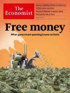 Lee más sobre el artículo The Economist Free Money La Fed El Regulador Bancario Americano Washington D.C. todos aupando al Bitcoin.