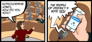 La Democracia Líquida y Bitcoin. Como el Bitcoin ayuda a implementar la Democracia Directa.