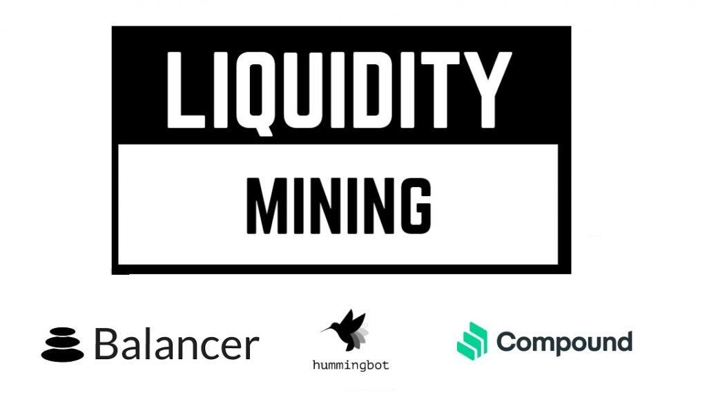 Liquidity mining: la nueva forma DEFI de hacer minería de criptomonedas