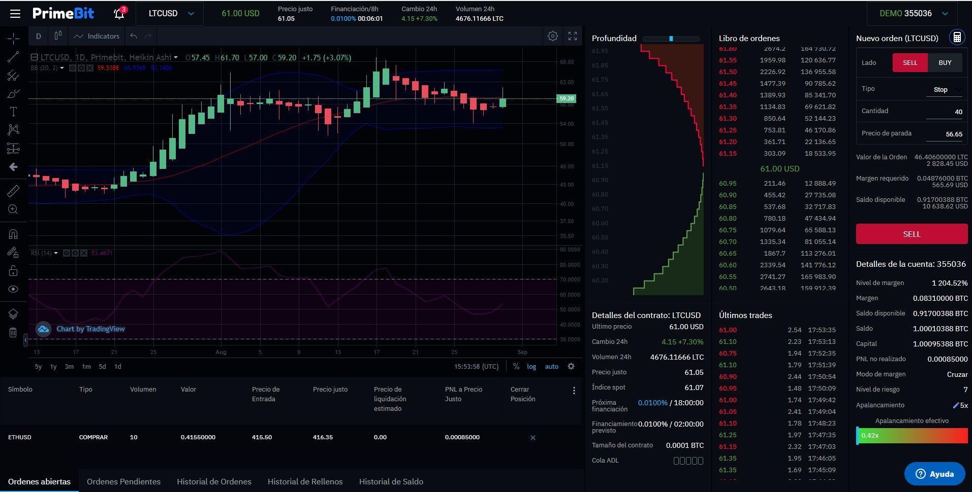 Primebit vídeo tutorial 2. Ingrese en la nueva dimensión del trading.