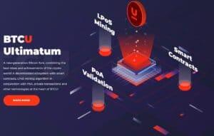Llega el fork of Bitcoin Ultimatum BTCU participa en el Airdrop Coinsbit Bitcoin Ultimatum Token CBU.