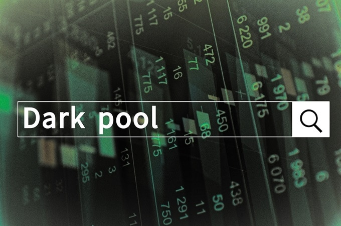 Dark Pools de criptomonedas o como los institucionales drenan el mercado de bitcoins. Adiós Bitcoin Retail.