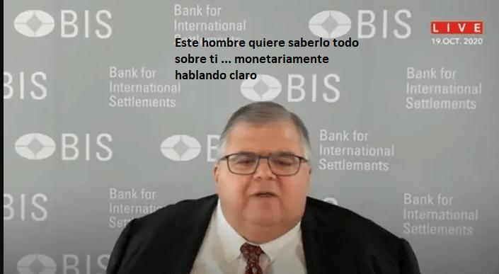 Con una moneda digital, los bancos centrales tendrán control absoluto. Mas que el actual.