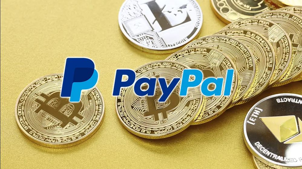 Llega Paypal a Bitcoin. Tu sigue mamoneando que al final te quedas sin ellos.