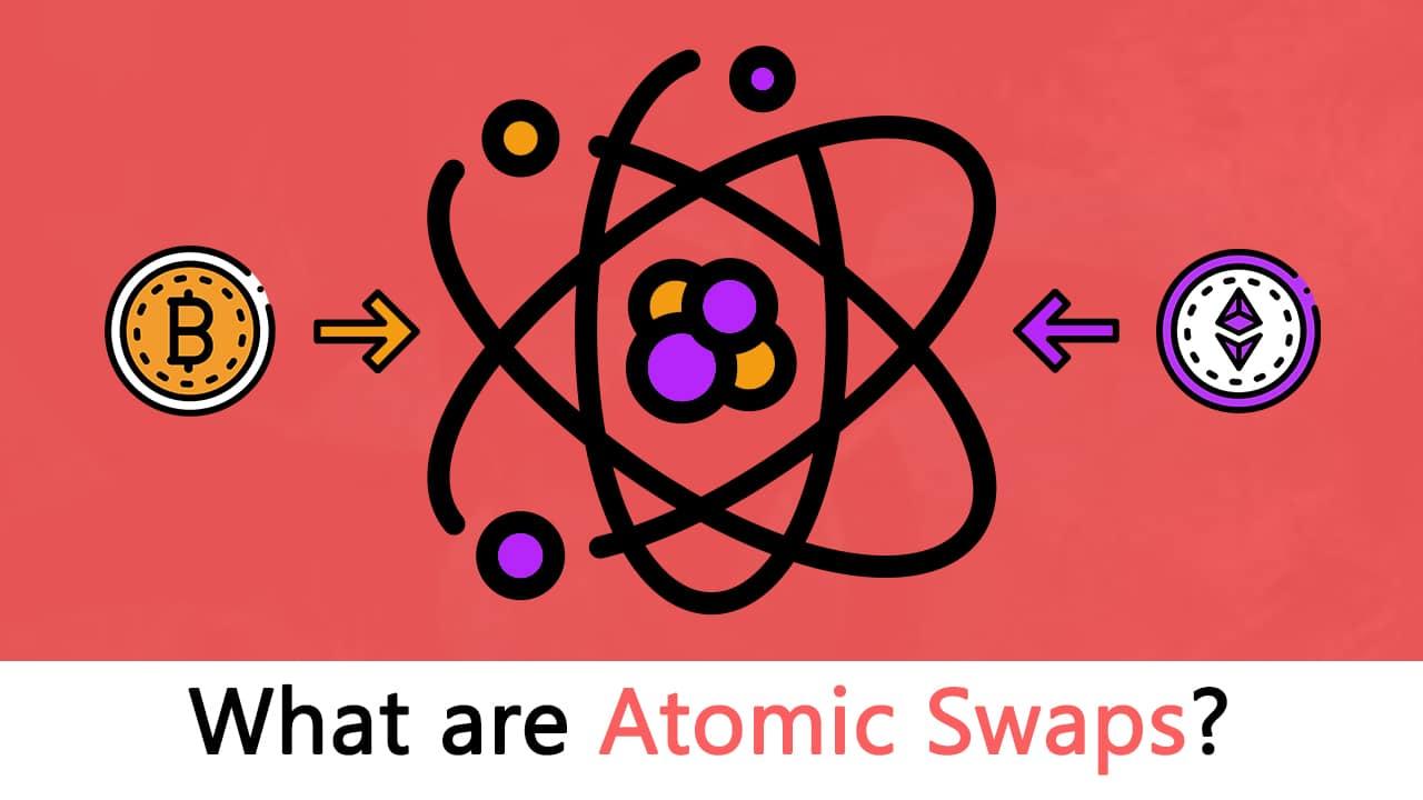 Atomic Swap: el trueque moderno utilizando la blockchain.