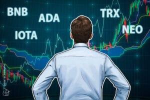 Lee más sobre el artículo Es mucho mas interesante el trading en criptomonedas de menos de 1 USD: IOTA, CARDANO, TRON o RIPPLE