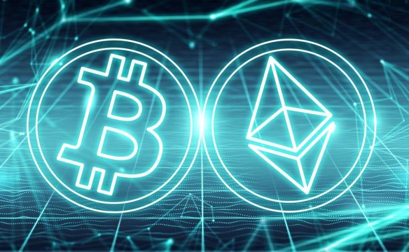 Bitcoin y Ethereum en techo de mercado, ni 50000 ni 2000. ¿Distribución o acumulación? Prudencia.