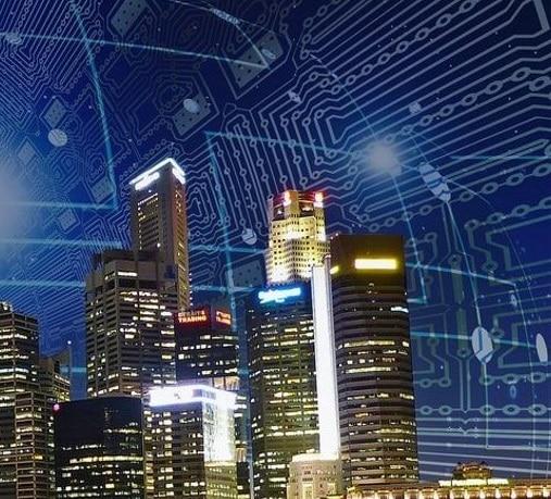 Un mundo de Ciudades interconectadas y controlado desde un dashboard gracias a nuestro amigo.