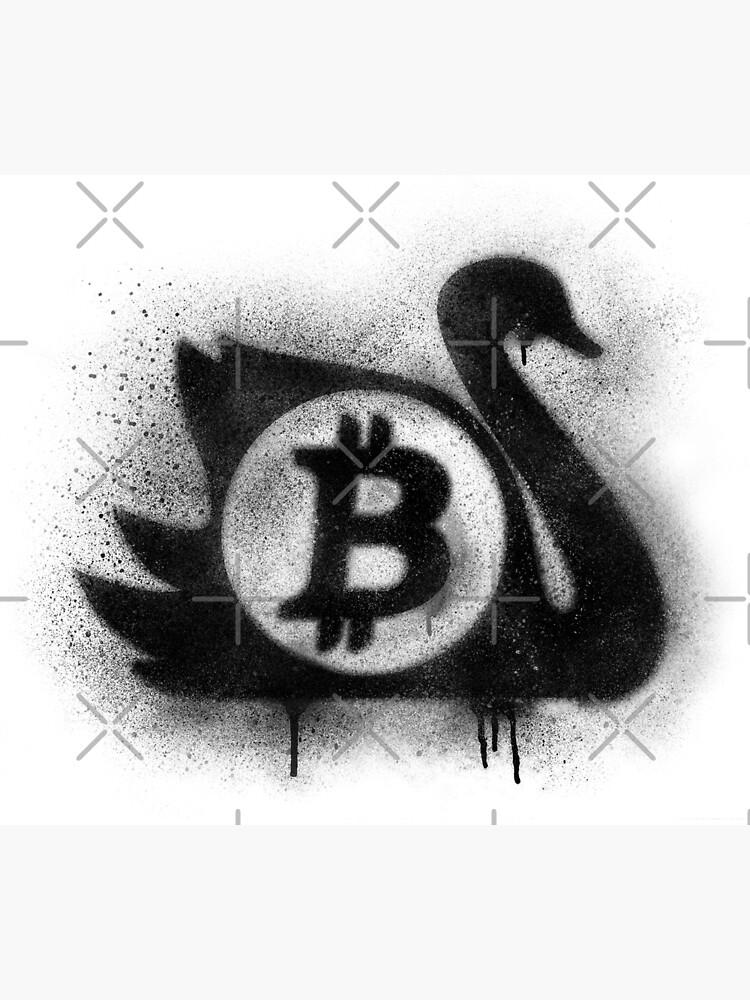 ¿Es el Bitcoin un cisne negro? Los economistas institucionales extienden sus ataques a las cryptos.