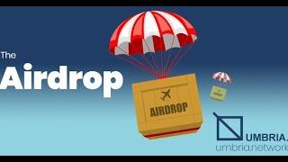 Umbria Network (UMBR-ETH) uno de los mejores APY DEFI: nuevo Airdrop el 15 Abril de 100000 tokens.