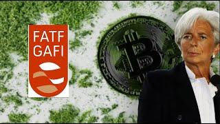 Lee más sobre el artículo Los dos enemigos del bitcoin el GAFI y Christine Lagarde. Peligrosos enemigos son.