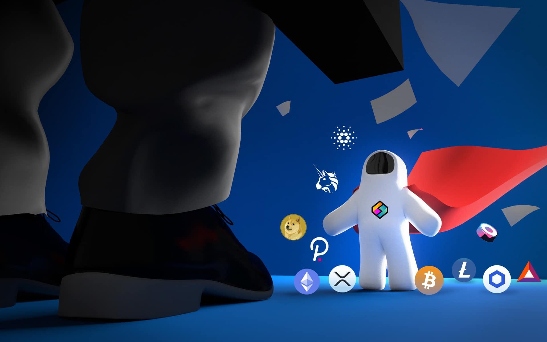 Con Bitcoin en sobrecompra sigue la altseason con fuerza: Ethereum, Litecoin, Eos,..