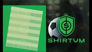 Lee más sobre el artículo Shirtum el primer mercado global diseñado para NFT de fútbol 🌍 Global marketplace of football #NFTs