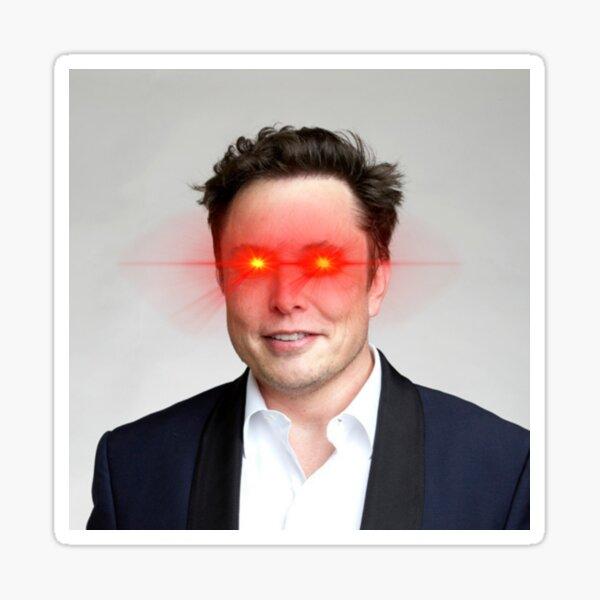 Lee más sobre el artículo ¿Los ojos de laser un simple meme de apoyo al bitcoin?