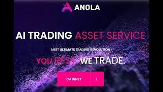 En este momento estás viendo Participamos en Anola: the trading revolution company