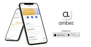 Lee más sobre el artículo Amber App, su portal a las criptofinanzas… ahora con una promoción de hasta 18 USD por registro.