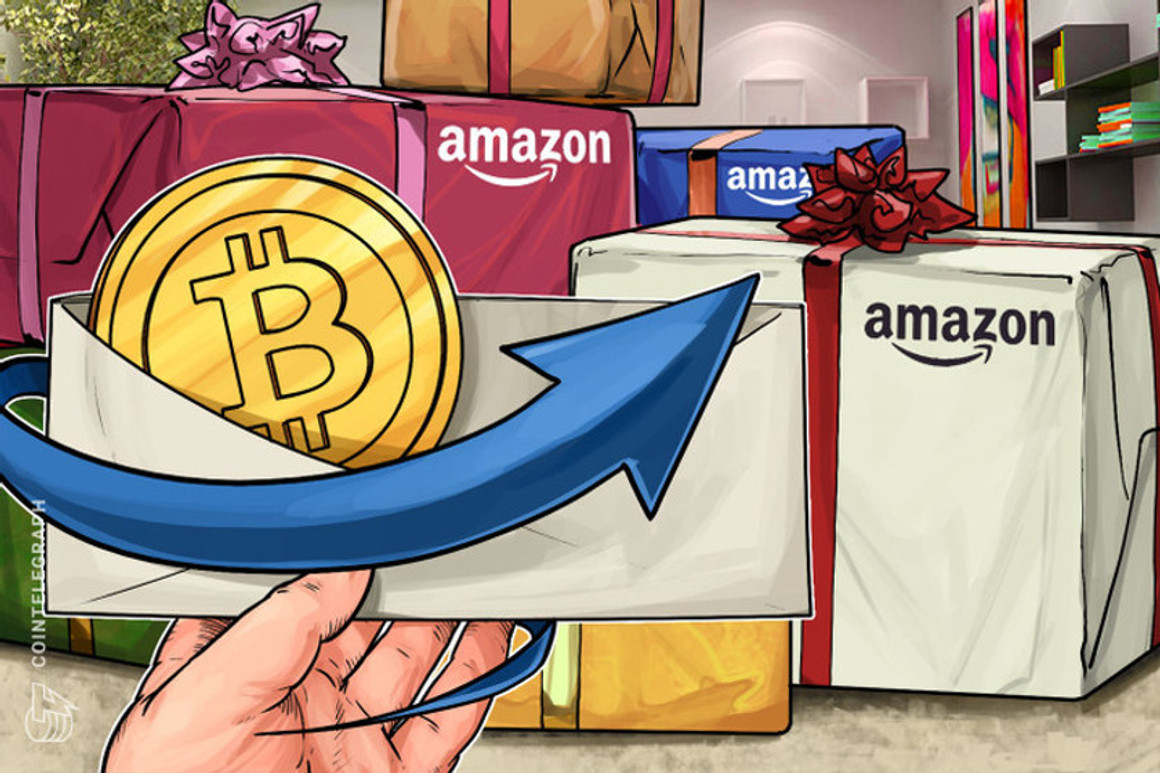 Lee más sobre el artículo Amazon reniega de bitcoin y del mundo crypto. ¿tu te lo crees? yo va a ser que no
