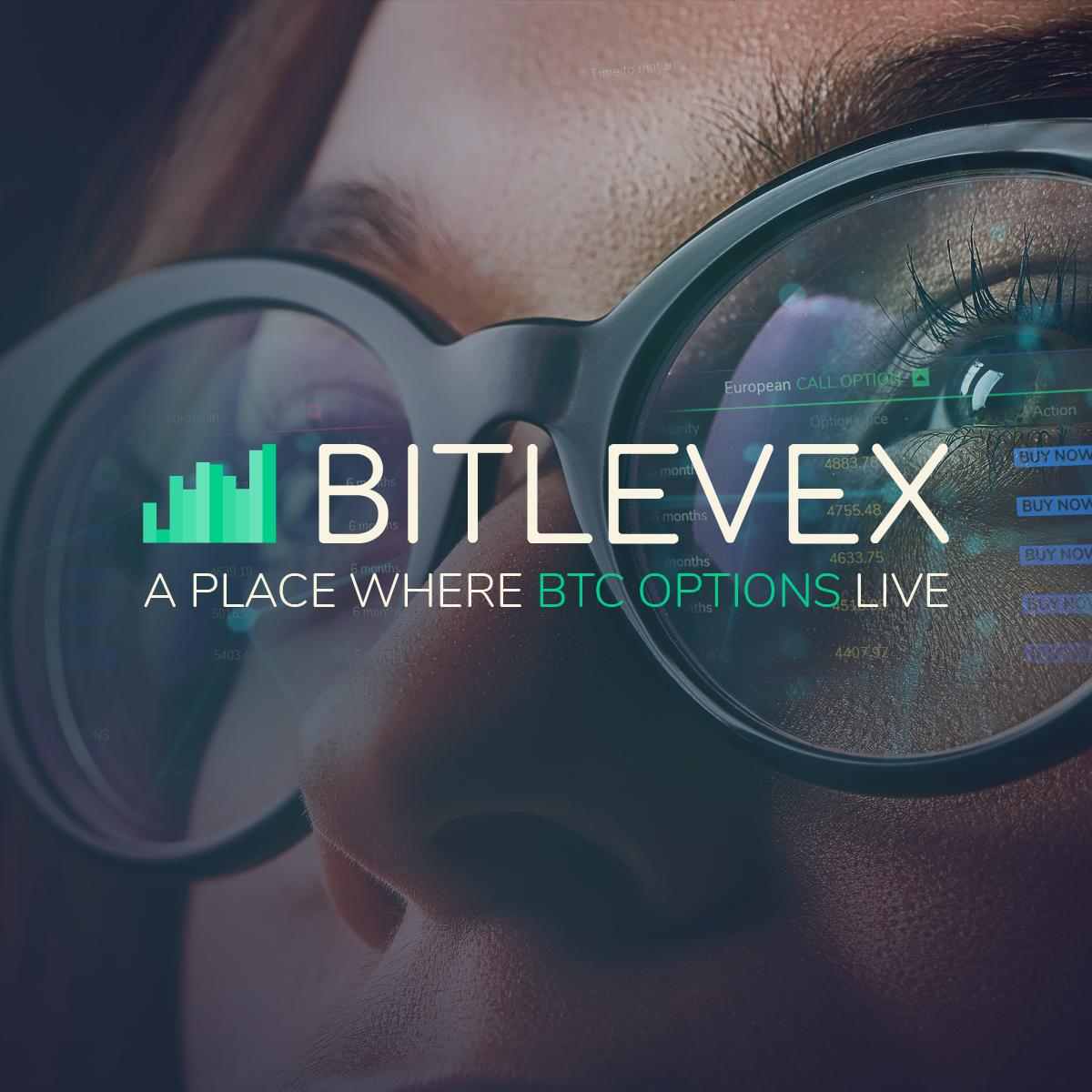Lee más sobre el artículo BITLEVEX: puedes hacer trading con opciones (put / call) sobre Bitcoin, Ethereum y Uniswap