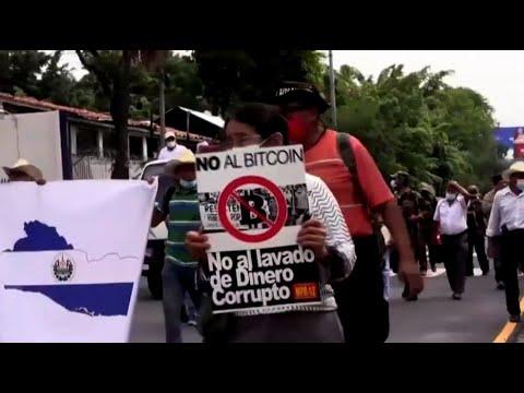 Lee más sobre el artículo Si Satoshi Nakamoto levantara la cabeza: «Jubilados y trabajadores de El Salvador manifestándose contra el Bitcoin» es que nos merecemos lo que nos pasa 🤦🤦🤦🤦🤦