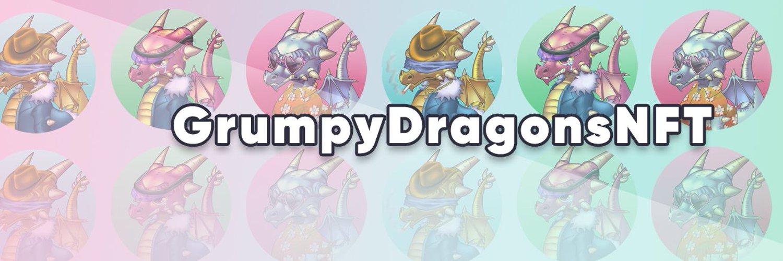 Lee más sobre el artículo NFT sobre la blockchain de GRUMPY DRAGONS obtén tus NFT dragons 💎 REAL NFT x10 «MINTING SATURDAY, OCT 9th»